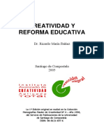 Educreate. Ricardo Marin. Creatividad y Reforma Educativa