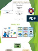 Estructura de Una Página Web