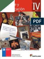 Lenguaje y Comunicación 4º Medio - Texto Del Estudiante
