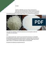 Nitrato de Amonio y Derivados