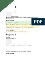 Evaluación Unidad 1 Fundamentos de Economia Asturias