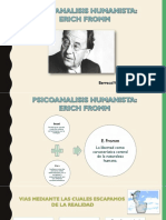 Erich Fromm- Tpersonalidad