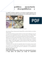 Laxa política monetari.docx