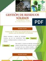 PRESENTACION Residuos Solidos Integral