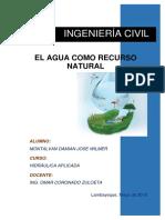 EL AGUA COMO RECURSO NATURAL.pdf