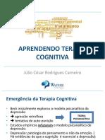 Aprendendo Psicoterapia Cognitivo-Comportamental