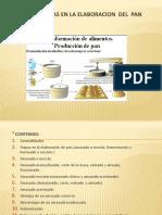 Etapas en La Elaboracion Del Pan