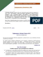(EST) - DR1 - Equipamentos Domésticos (ED)