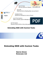 Extending SSIS with Custom Tasks - Darren Green.pptx