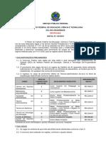 Edital 134-2016 - Regiões - 3 Retificado 3
