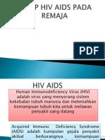 Ppt Askep Hiv Aids Pada Remaja