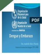 05 Dengue y Embarazo Dra Alfaro