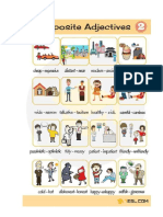Adjectives to Print