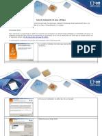 Guia de Instalacion Del Software - Fase3