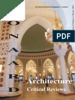 048 Vernacular Architecture- Seeking an Approach