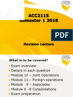 Revision S1 2018