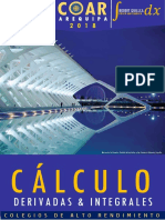 Cálculo - Derivadas & Integrales