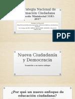 Formacion Ciudadana