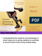 Anatomy & Physiology Ch 17 Marieb & Hoehn Lecture PPT