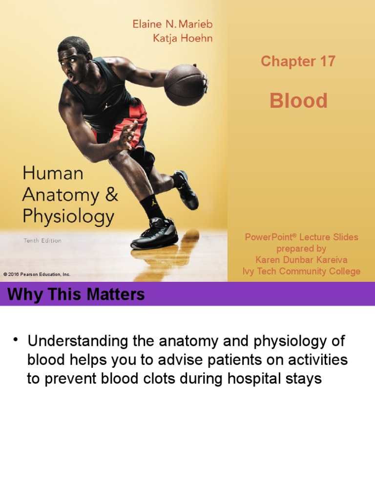 Anatomy And Physiology Powerpoints