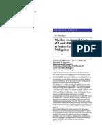 Env.cost of Coastal Reclmation in Cebu by Eepsea