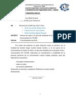 Informe 2 Caminos Carertera 04-01-17