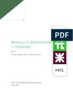 2015 - Física - M1 - Estándares y Unidades