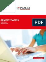 Módulo Administración 1