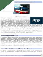 Transporte Automotor Por Carretera