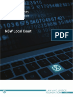 Local Court Report 2016
