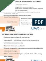 5. Canteras Información.pptx