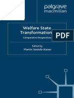 Welfare State Transformations_ Comparative Perspectives (2008)
