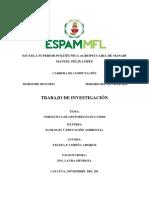 Normativa en Ecuador