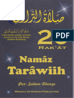 20 Rak'Ât Tarawiih
