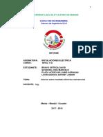 Medición Eléctrica de Las Resistencias(Trabajo Grupal)