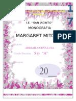Monografía de Margaret Mitchell-Abigail