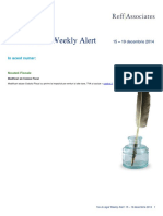 Ro Tax Legal Weekly Alert 15 19 Decembrie 2014