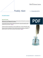 Ro Tax Legal Weekly Alert 1 5 Decembrie 2014
