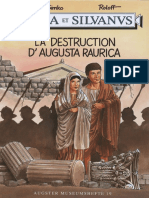 La destructio d'Augusta Raurica