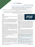 Paediatrics 29