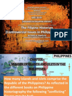 philippinehistorycontroversialissuesbypedrogageloniachapters1-3-160321164122