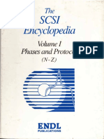 SCSI the SCSI Encyclopedia Vol 1 Phases and Protocol N-z
