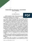 1898 Periodismo Escandaloso y Magisterio de La Iglesia