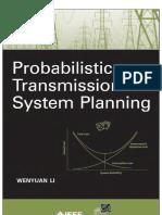 Transmission System Planning