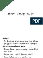 16.c. BENDA ASING DI TELINGA.pptx
