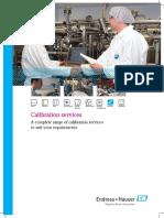Calibration Services Brochure - FA00020H en CS4 0212 HR