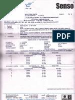 Hguru Test Certificate
