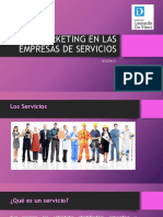 Marketing en Las Empresas de Servicios - 01