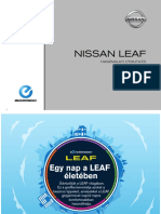 Nissan Leaf magyarul