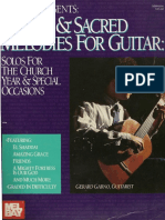 Hymns and Sacred Melodies for Guitar-gerard Gar